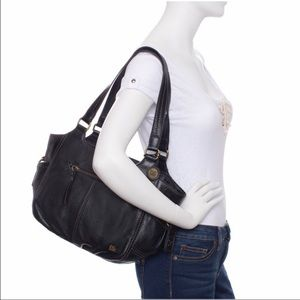*THE SAK* Leather Kendra Satchel Bag